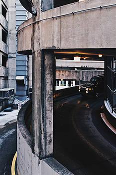 St. Louis Parking Garage by Dylan Murphy