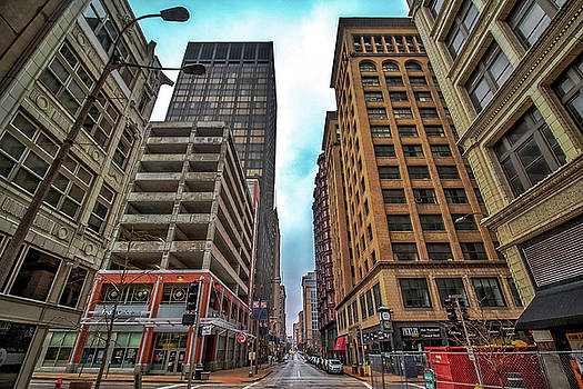 St. Louis Sky by Mike Dunn