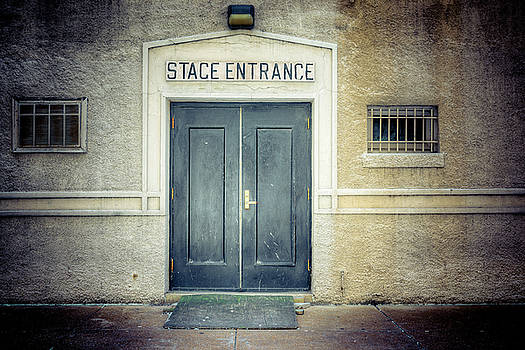 St. Louis Stage Entrance by Spencer McDonald