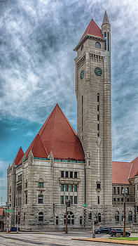 Susan Rissi Tregoning - St. Louis Union Station Clock Tower