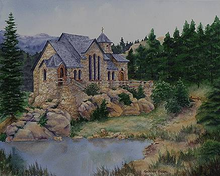 St. Malos Retreat by Kathleen Keller