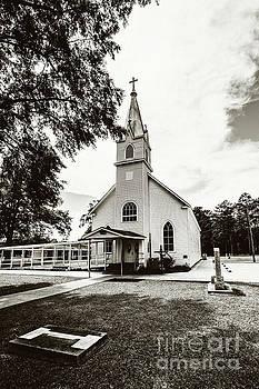 Scott Pellegrin - St. Margaret Catholic Church - Springfield LA Sepia