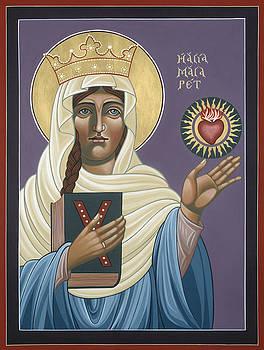 William Hart McNichols - St Margaret Queen of Scotland 158