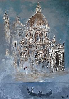 St maria della salute 3 by Eddi Lubis