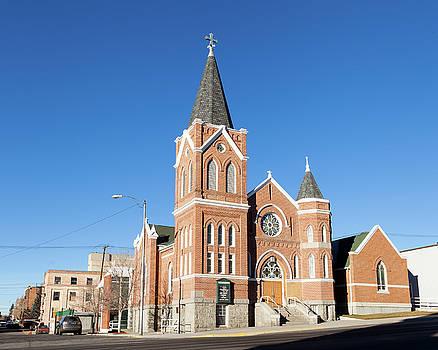 St Mark Lutheran Church by Fran Riley
