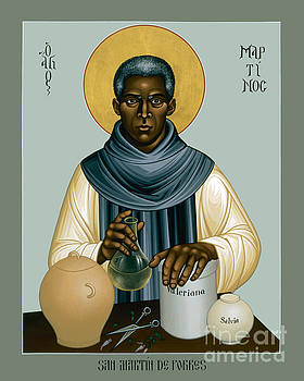 Br Robert Lentz OFM - St. Martin de Porres - RLMPC