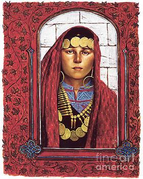Louis Glanzman - St. Mary Magdalene  - LGMAG