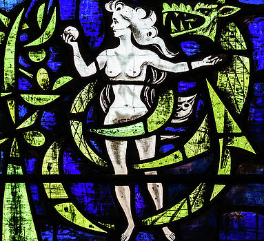 Jacek Wojnarowski - St Mary Redcliffe Stained Glass Close Up D