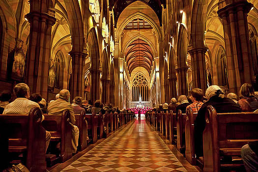 St Mary's Cathedral  by Miroslava Jurcik