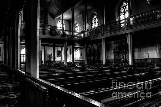Marc Daly - St Marys church