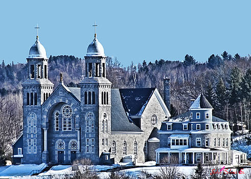 St. Mary's of the Sea by John Selmer Sr
