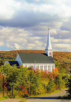 St Mary's Roman Catholic Church by Ken Morris