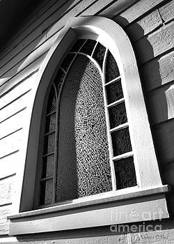 St Mary's Window by Robert ONeil