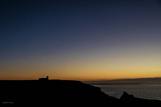 St. Materiana's Church, Tintagel by Ross Henton