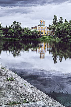St. Michael and Fedor Church. Chernihiv, 2014. by Andriy Maykovskyi