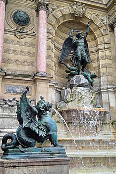 Robert Meyers-Lussier - St Michaels Fountain Study 2