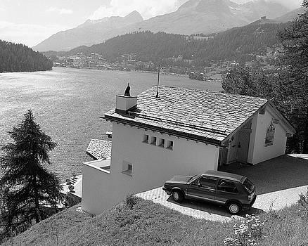 St Moritz by Jim Mathis