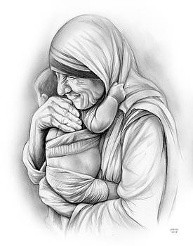 Greg Joens - St Mother Teresa