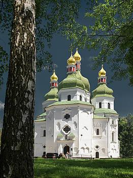 St. Nicholas cathedral. Nizhyn, 2016. by Andriy Maykovskyi