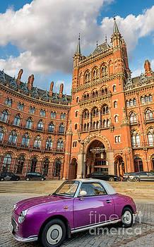 Adrian Evans - St. Pancras Renaissance Hotel London