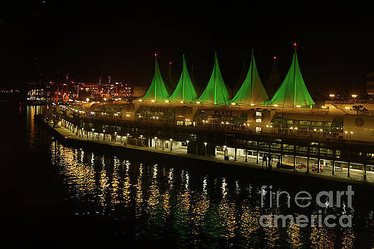 St. Patrick's Day at Vancouver Convention Center by Natural Focal Point Photography