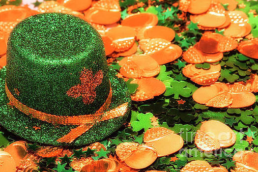St Patrick's Day by Jill Lang