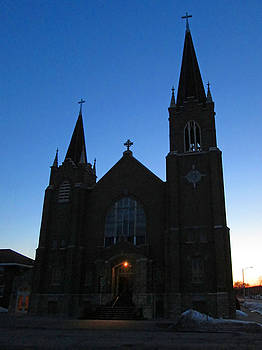 St. Patrick's of Escanaba by James Rasmusson