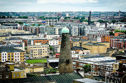 RicardMN Photography - St Patricks Tower from Guinness Brewery in Dublin
