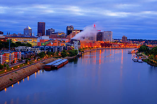 St Paul downtown by RC Pics