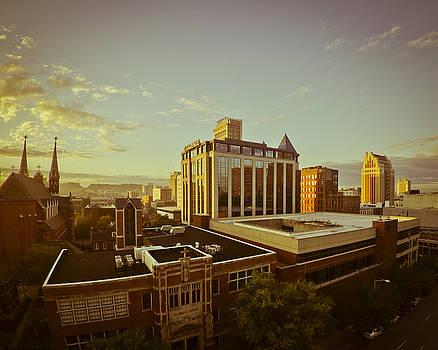 St. Paul Sunrise by Just Birmingham