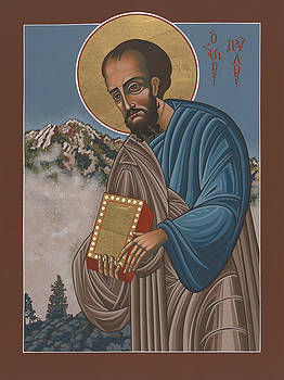 St Paul the Apostle 196 by William Hart McNichols