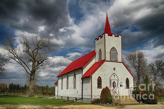 Teresa Zieba - St Pauls Anglican Church