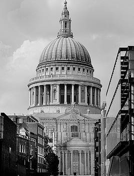 St. Paul's Cathedral by David Cabana