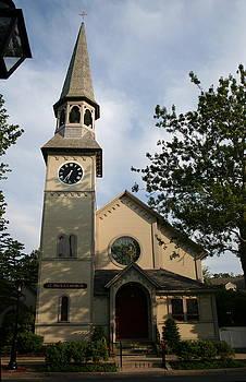 St Pauls Church Wickford RI by Rebecca Smith