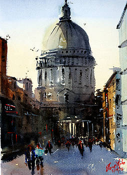 St. Paul's, London by James Nyika