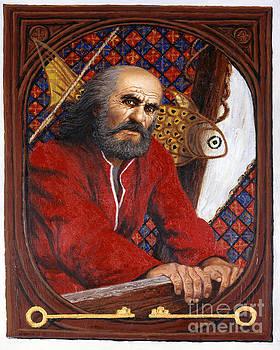 Louis Glanzman - St. Peter - LGPTR
