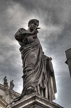St. Peter by Miguel Pardo