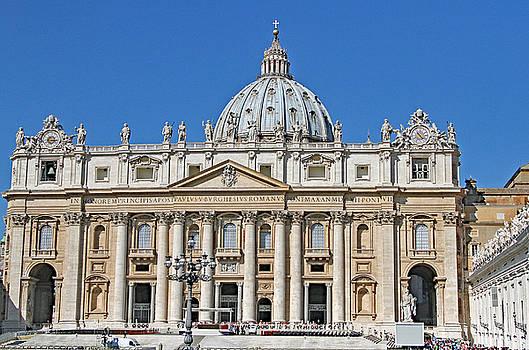 Allan Levin - St. Peters Basilica