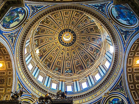 Lisa Lemmons-Powers - St. Peters Inside the Dome