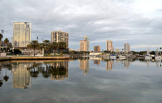 ST Petersburg, FL by Charles Bacon Jr