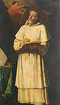Zurbaran Francisco de - St Pierre Pascal Bishop Of Jaen