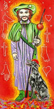St Roch by Mardi Claw
