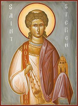 Julia Bridget Hayes - St Stephen II