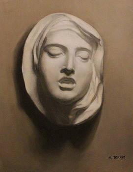 St Teresa by Al Torres