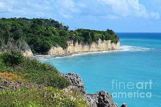 St. Thomas Jamaica Seeing the Blue by Angeline Jackson