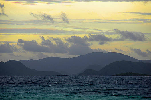 St. Thomas Sunset by Brian Puyear