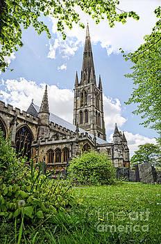 St Wulfram's Grantham by Steev Stamford