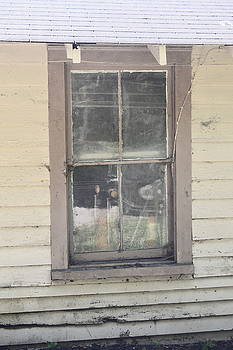 Stable Window by Judith Morris