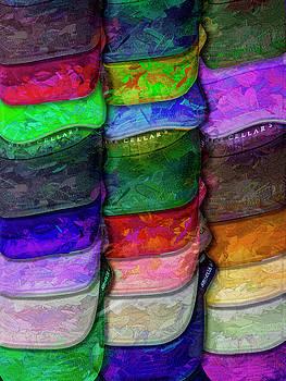 Stack of Hats by Paul Wear