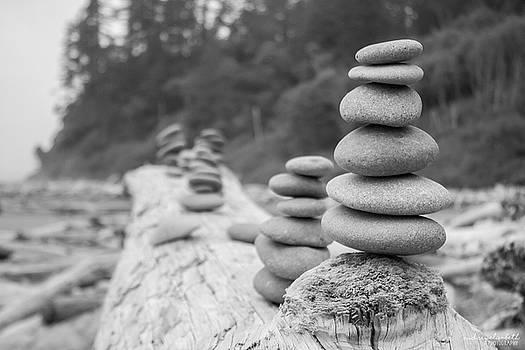 Stack of Rocks by Audrey Elisabeth